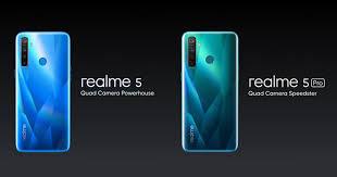Realme 5 Series