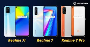 Realme 7 Series